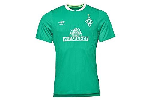 Werder Bremen Umbro Trikot Home 19/20 (XL, grün)