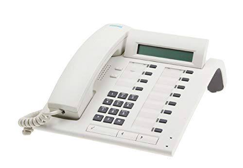 Siemens Optiset E Standard Systemtelefon Warmgrau