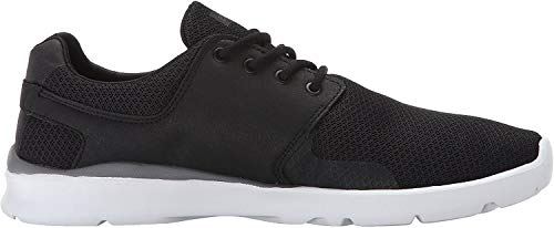 Etnies Scout XT Chaussures de Skateboard pour Homme Anthracite Taille M - Noir - Noir/Blanc/Gris, 41 EU