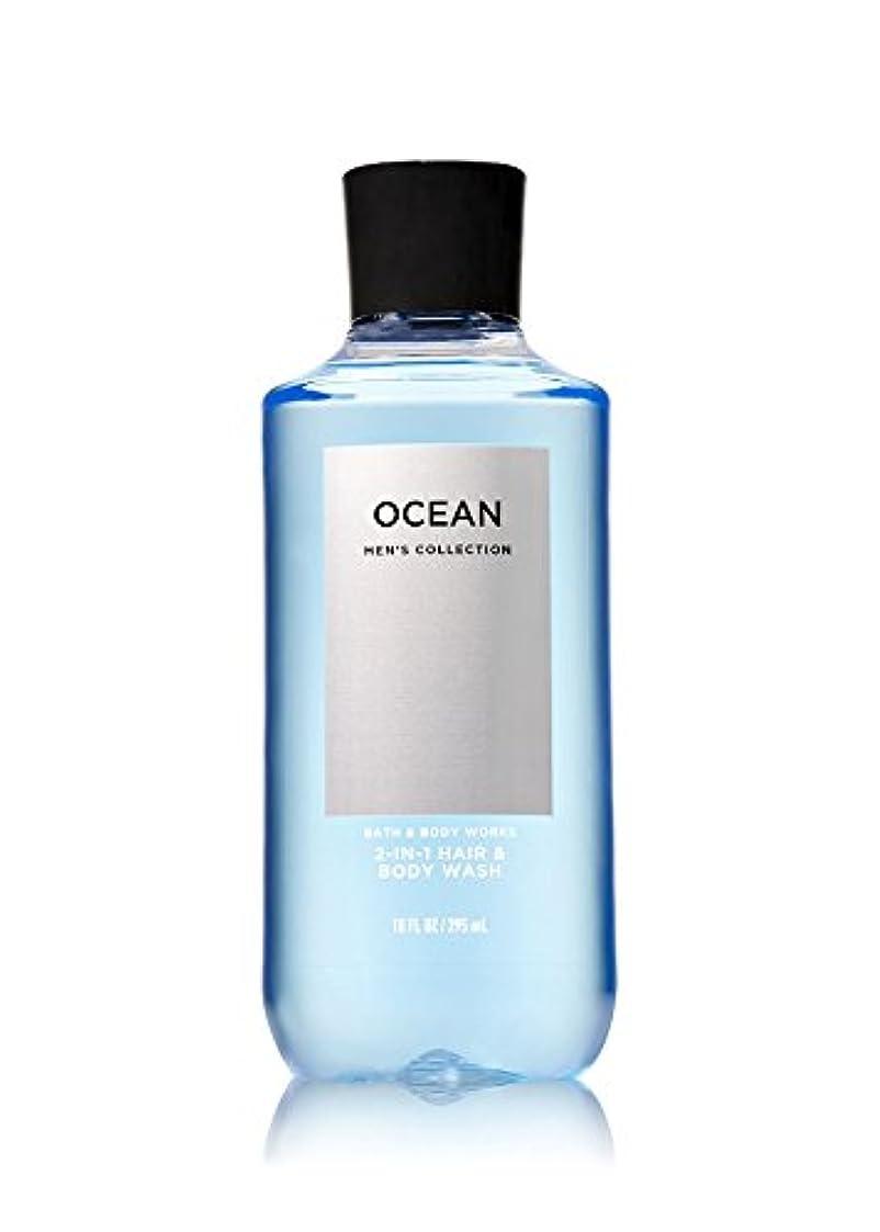 ポンド揺れる照らすバス&ボディワークス オーシャン フォーメン ボディウォッシュ OCEAN FOR MEN Body Wash [並行輸入品]