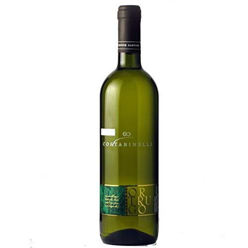 ORTRUGO vino bianco Colli Piacentini DOC 2016 Mastro Binelli 75 cl.