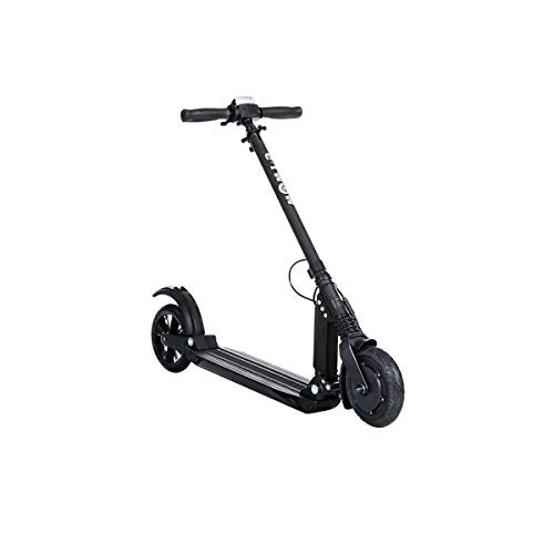Trottinette lectrique E-TWOW Eco Plus Noire Vitesse 25km/h