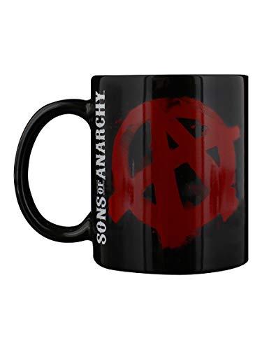 Pyramid International MG22882Sons Of Anarchy Black Ceramic Mug tasse ceramique - mug
