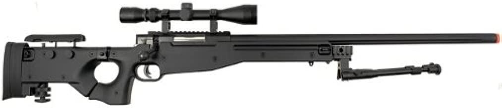 well l96 spring sniper airsoft rifle w/ bi-pod and scope(Airsoft Gun)