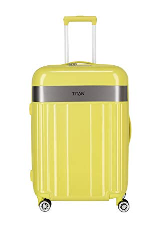 "TITAN Gepäckserie ""Spotlight Flash"" koffer , 67 cm, 69 L, Lemon Crush"
