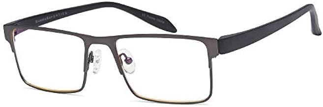 Blue Light Blocking Glasses Anti Eye Strain 0.00