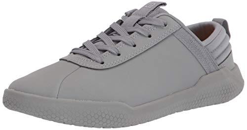Caterpillar unisex adult Code Hex Sneaker, Grey, 11 M US
