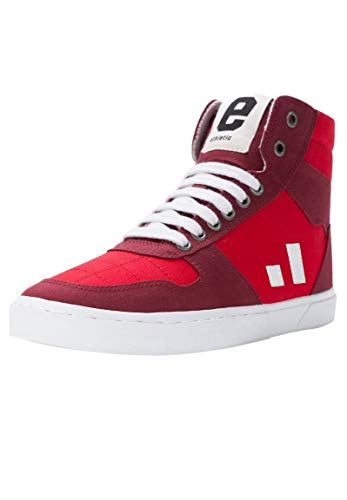 Ethletic Unisex Sneaker Hi Fair Hiro II Cranberry red 45 Fair | Vegan | Nachhaltig