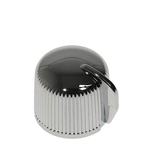 Silver Steam Control Knob Button For Delonghi Magnifica Rapid Cappuccino EAM4000 EAM4200 EAM4300 ECA14000 ECA14200 ECA14300 ESAM4000 ESAM4008 ESAM4200 ESAM4300 ESAM4400 VA40 VA50 SATRAP 5513222511