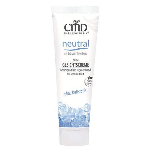 CMD natuurlijke cosmetica gezichtscrème neutrale cosmetica gezichtscrème