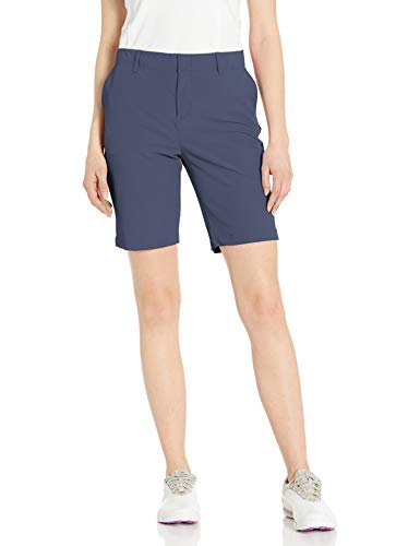Under Armour Women's Links Golf Shorts , Blue Ink (497)/Blue Ink , 12