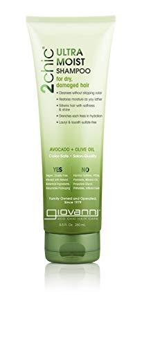 Giovanni 2Chic Avocado und Olivenöl Ultra Moist Shampoo 250ml