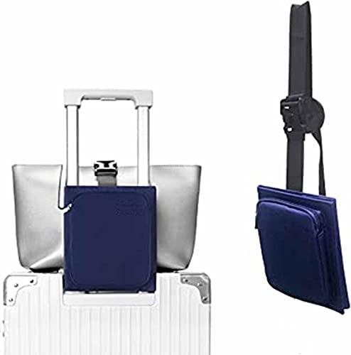 fissaggi della cinghia del bagaglio Borsa - Partner della valigia del carrello Supporto per bagagli aggiornato, tre secondi fissi, risoluzione del bagaglio disperso