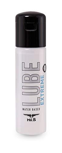 Mister B LUBE Extreme - Lubrifiant Désensibilisant à Base d'Eau, 100 ml