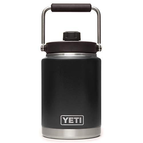 YETI Rambler Half Gallon Jug, Vacuum Insulated, Stainless Steel with MagCap