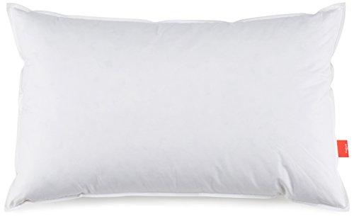 Gabel Nottetempo Guanciale, Cotone-Piuma Comfort, Bianco, 80 x 50 x 14 cm