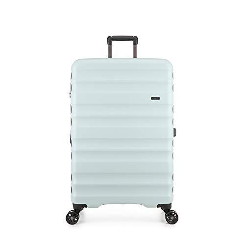 Antler Clifton Suitcase Large | Hard Case | Hard Shell Suitcase | Large Spinner Suitcase | Lightweight | Expandable | Extra Large Suitcase | Spinner Luggage | XL Luggage Set