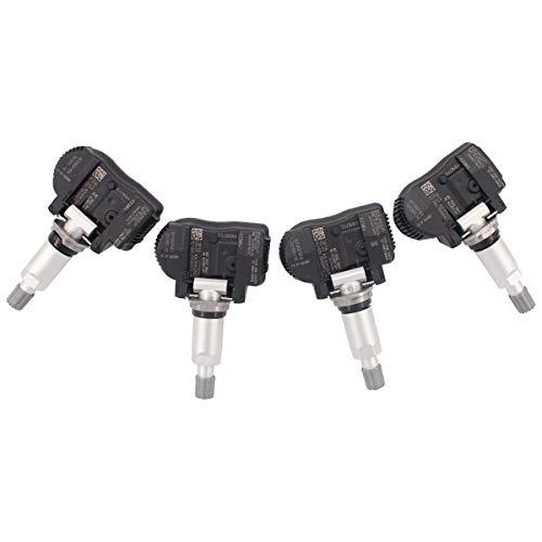 none brand 4 X sensore pressione pneumatici TPMS RDKS 433MHz per Serie 1 F20 F21 LCI