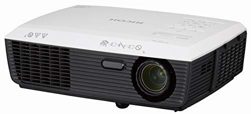 Ricoh PJ X2340 Video - Proyector (3000 lúmenes ANSI, DLP, XGA (1024x768), 2200:1, 4:3, 762 - 7620 mm (30 - 300'))