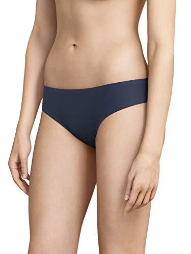 Chantelle Damen Soft Stretch Panties , Blau (Dark Blue SQ) , One Size