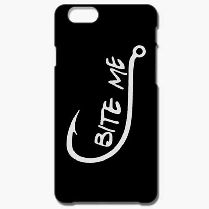 Deal Market LLC - Fishing Bass Lure Hook Sports Outdoor Hard Rubber Phone Case for Apple iPhone XR. Made and Shipped from USA Includes 1 Screen Protector
