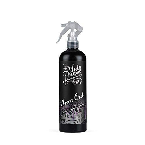 Auto Finesse Iron Out iron remover, 500 ml
