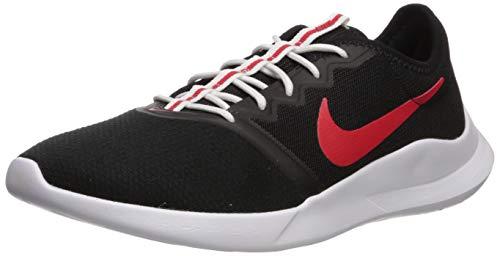 Nike Men's VTR Sneaker, Black/University Red-White, 8.5 Regular US