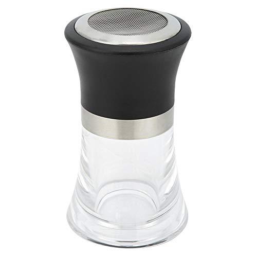 Agitatori di sale e pepe, Dispenser di sale e pepe Dispenser di zucchero Shaker Agitatore di spezie Agitatore di condimento per barbecue da cucina(100ml)