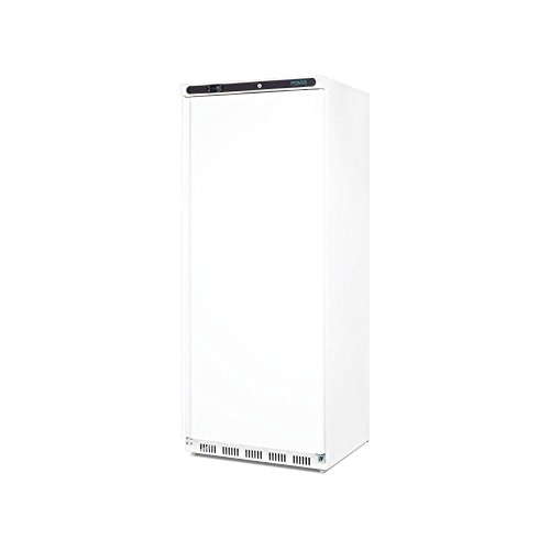 Polar - Congelador comercial de una sola puerta (600 L), color blanco