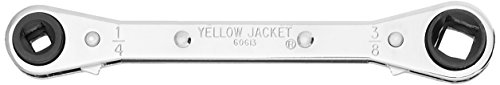Yellow Jacket 60613 Service Wratchet Wrench