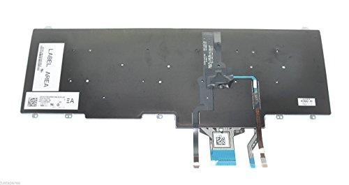 Dell Precision 7510 Deutsches QWERTZ Tastatur GYP2N