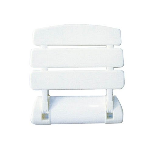 aqualy® – Siège Rabattable pour Douche, Blanc
