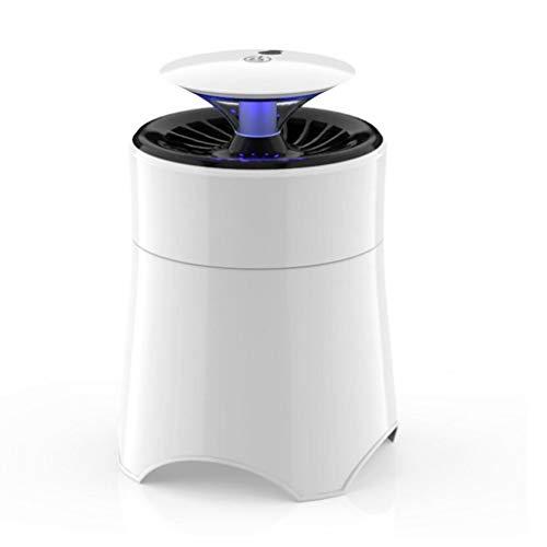 YULAN Mosquito Killer Lampe Blanc Plug-in Silencieux Attraper Moustique-répulsif Portable Chambre Maison Intérieur 140 * 140 * 205mm