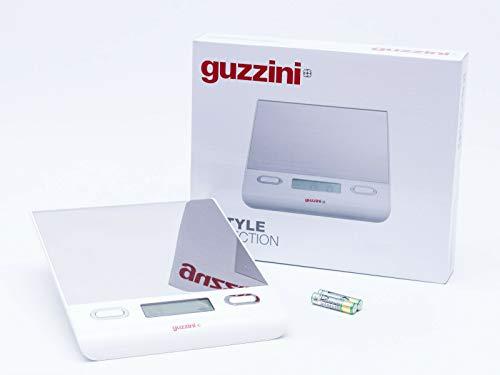 Guzzini Küchenwaage Waage 1Gramm auswertung