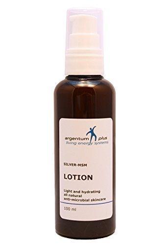 Lotion Argent-MSM - Contenance : 100 ml.
