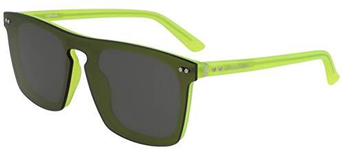 Calvin Klein CK19501S - Gafas de sol de color gris, unisex, para adulto, multicolor, estándar