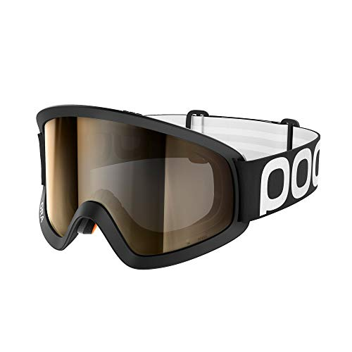 POC Ora Clarity Gafas Ciclismo, Adultos Unisex, Negro (Uranium Black), Talla Única