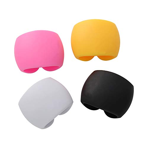 4PCS Silicone Wire Fixed Storage Datenkabel Ordentlicher Halter, Round Clip Cable Organizer