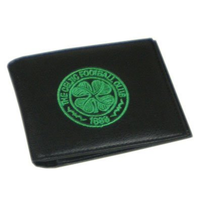 Giftlocaluk Celtic F.C. Leather Wallet 7000. A Perfect Product/Gift To Show Support For The Team You Love