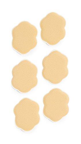 Foot Petals Pressure Pointz Spot Cushions - Blister-Preventing Foam Shoe Inserts, Set of 6