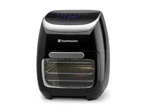 Toastmaster TM-904AF Digital Air Fryer, 11.6 Quart, Black