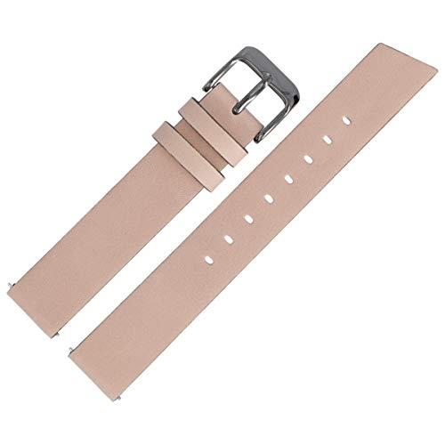 Liebeskind Berlin Uhrenarmband 16mm Leder Beige Glatt - B_LT-0178-LQ