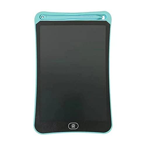 Placa de Escritura LCD de 8,5 Pulgadas, se Puede borrar/Utilizar para Dibujar LCD Tablero de Escritura LCD Notebook Portátil Portátil Smart Board Regalo para niños,R