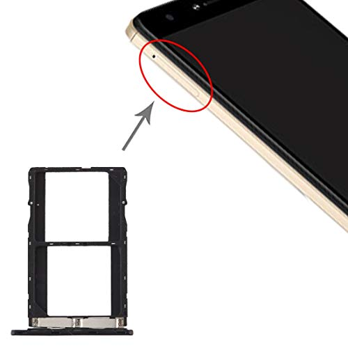 FacoryyGGBC Cell Phone Replacement SIM Card Tray + SIM Card Tray for Tecno Spark Plus K9 Phone Accessories