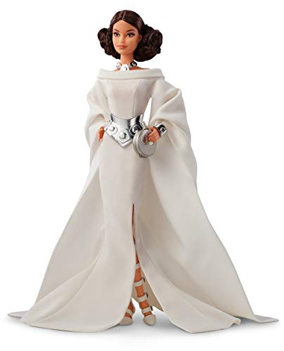 Barbie GHT78 - Signature Star Wars Princess Leia Collector verzamelaar pop