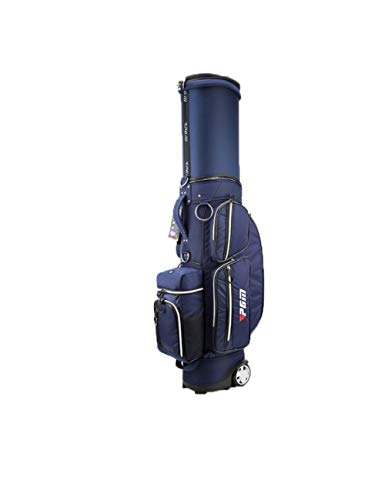 Lowest Prices! WYSTAO Non-Slip Golf Telescopic Bag Easy to Carry Waterproof Non-Slip Gift Golf Bag R...