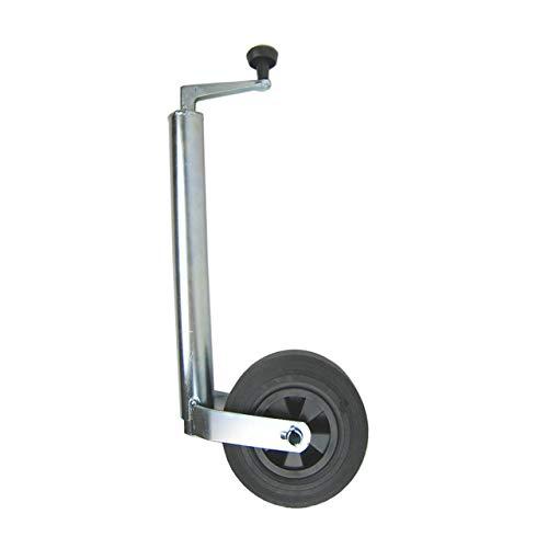 bugrad Roue jockey 48 mm pour remorque