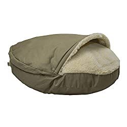 cosy cave orthopedic dog bed