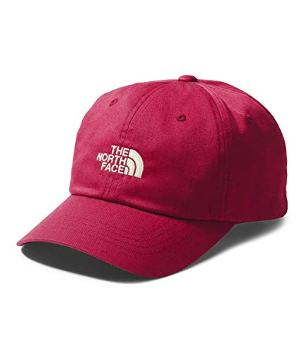 The North Face Men's The Norm Hat, Cardinal Red/Vintage White, OS