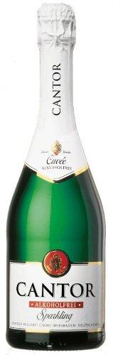 Cantor Cuvée Alkoholfrei 6-0,75l Flaschen